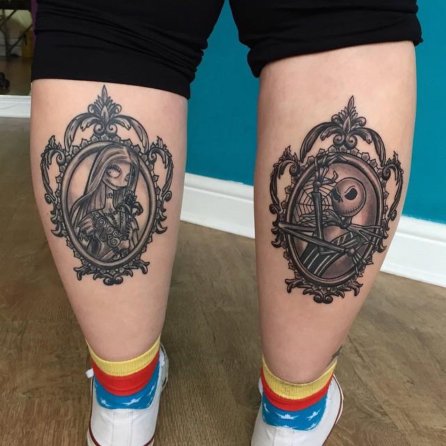Tatuajes en la Pantorrilla