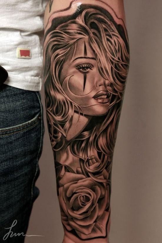 Las mejores ideas de Tatuajes para el antebrazo