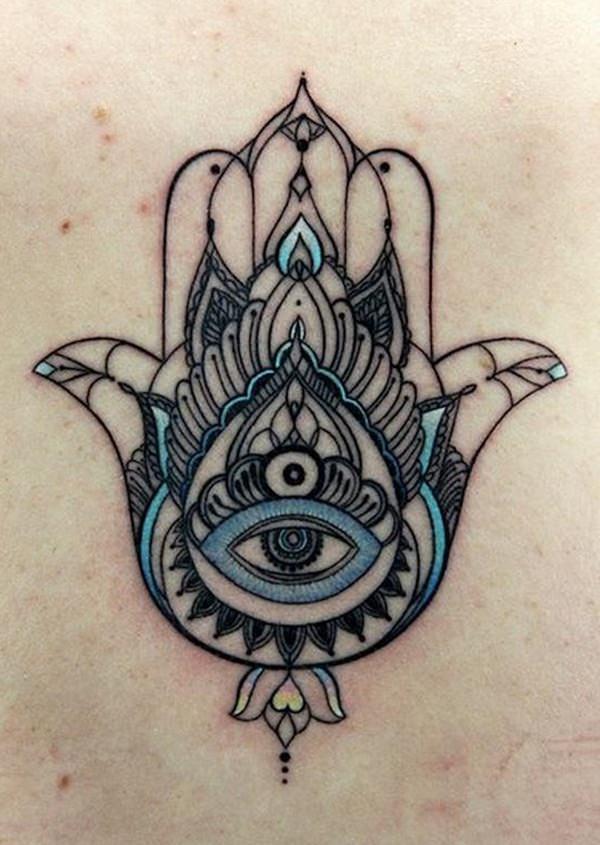 Imagenes de Tatuajes de Mano de Hamsa o Fatima