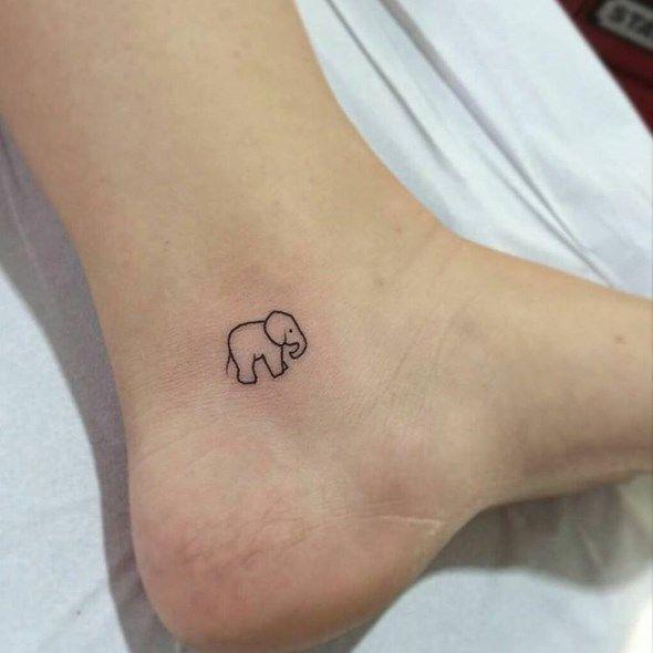 tatuaje pequeño para mujer