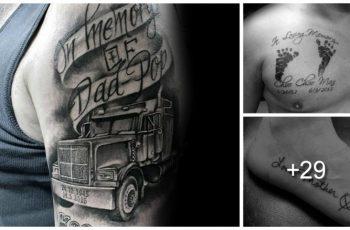 Tatuajes Conmemorativos