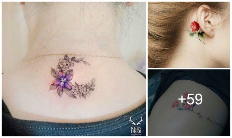 Los Mas Lindos Tatuajes Pequeos Para Mujeres Tatuajes Para
