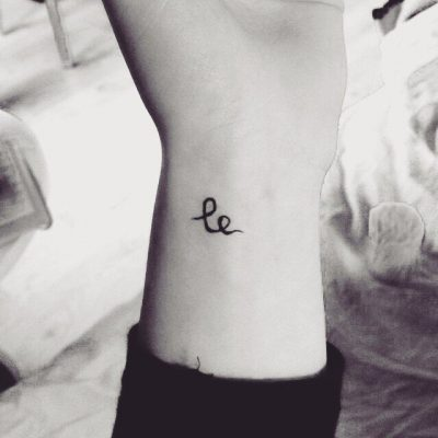Tatuajes pequeños de mujer