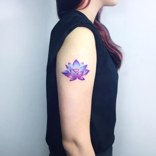 Wrist Tattoos For Women Cover Up Lotus Flowers