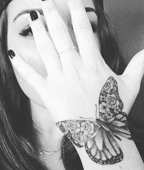 Los Mejores Diseos de Tatuajes en las Manos Tatuajes Para Mujeres