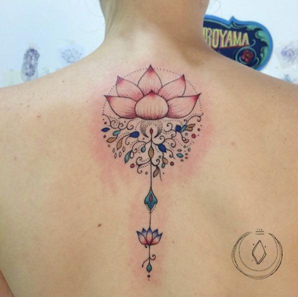 20 Pequeños y Adorables Tatuajes de Flores para Mujeres