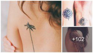 Tatuajes para Mujeres: Los Mejores Diseños para el 2017