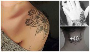 Lindos Tatuajes para Mujeres Mejores que Cualquier Accesorio