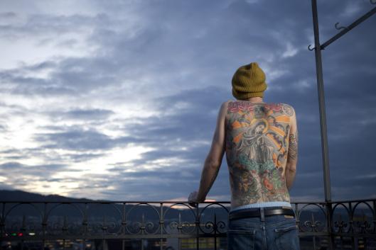 Tattoo Tim Steiner TIM STEINER y su Increíble Tatuaje de 160 Mil Dólares