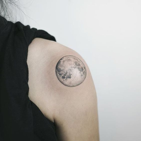 tatuajes de lunas y fases lunares tatuajes para mujeres. Black Bedroom Furniture Sets. Home Design Ideas