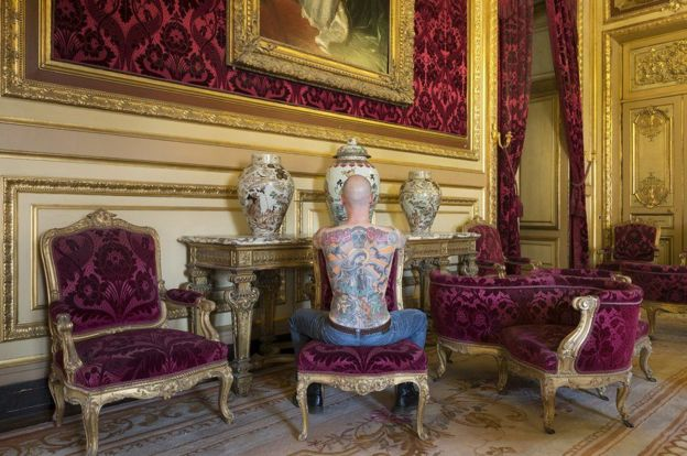 tim steiner TIM STEINER y su Increíble Tatuaje de 160 Mil Dólares