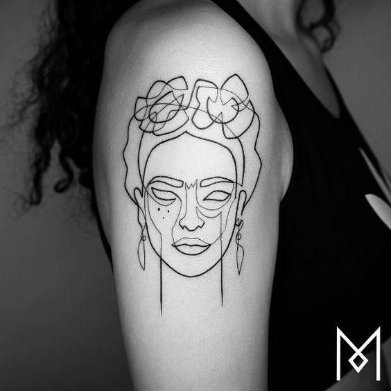 Tatuajes Mo Ganji 1 Tatuajes del Artista Mo Ganji