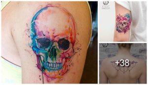 Grandes Ideas de Tatuajes con Calaveras o Cráneos