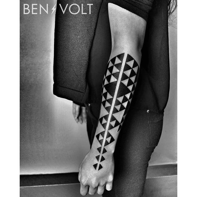 Geniales Tatuajes con Gráficos