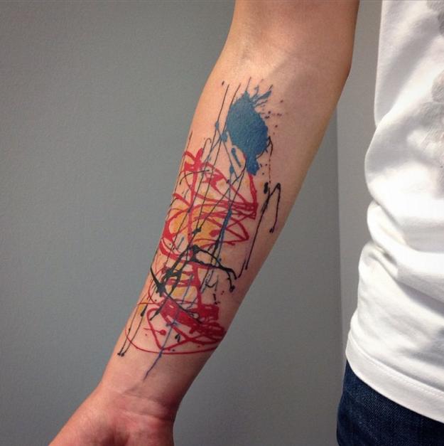 19 Tatuajes Inspirados en Obras de Arte