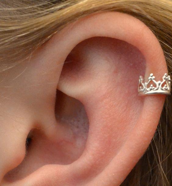 perforaciones en las orejas 22 Ideas para Perforaciones en la Oreja
