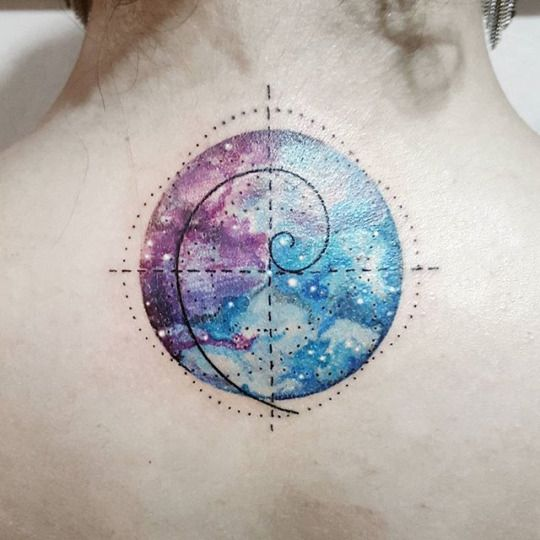 tatuajes de circulo 10 Tatuajes de Circulos, Diseños y Significados