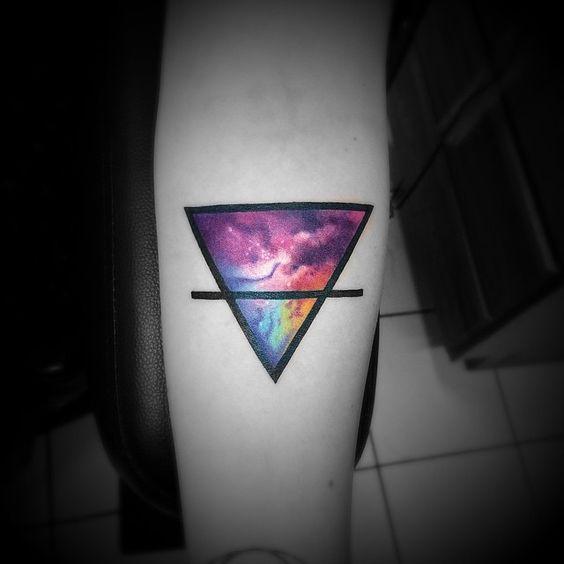 Tatuajes de Triangulos