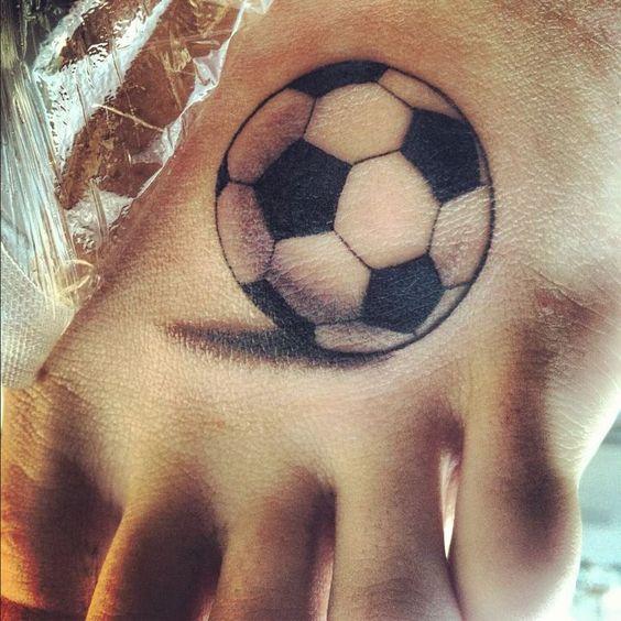 Tatuajes Relacionados con el Fútbol Soccer