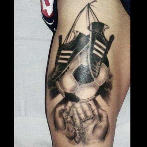 tatuajes futbol soccer 19 Tatuajes Inspirados en el Soccer