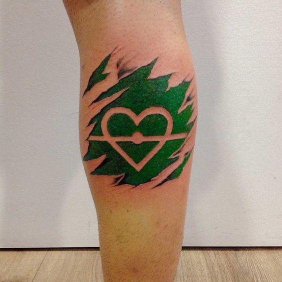 tatuajes futbol soccer 7 Tatuajes Inspirados en el Soccer