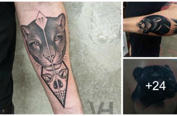Tatuajes de Panteras
