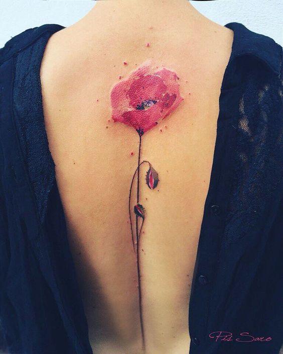Las 10 Mejores Ideas de Tatuajes para la Espalda