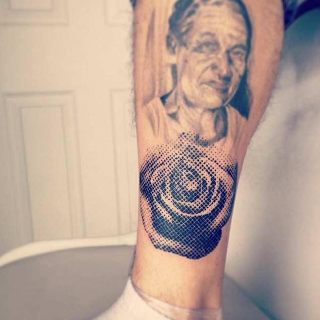 Tatuajes de Medios Tonos Que no Podrás dejar de Mirar
