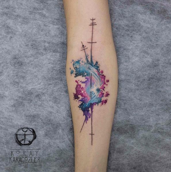 Tatuajes del Cosmos