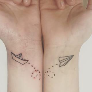 tatuajes de barcos 11 Tatuajes de Barcos