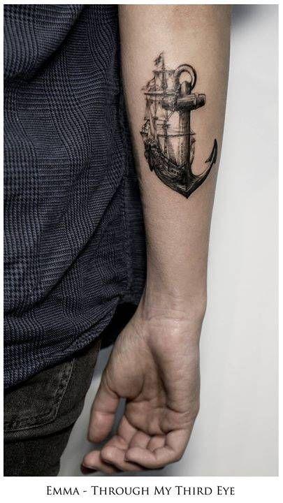 tatuajes de barcos 17 Tatuajes de Barcos