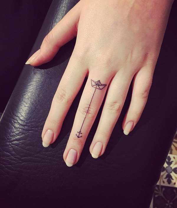 tatuajes de barcos 19 Tatuajes de Barcos