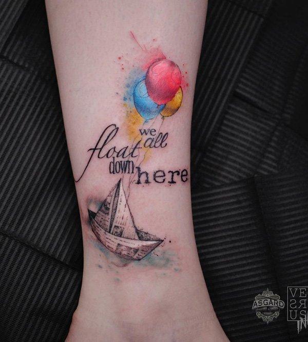 tatuajes de barcos 27 Tatuajes de Barcos