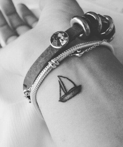 tatuajes de barcos 4 Tatuajes de Barcos