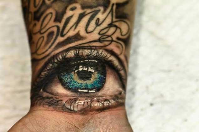 Sorprendentes Tatuajes de Ojos que te dejaran Impresionado