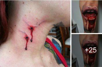 Tatuajes de Vampiros