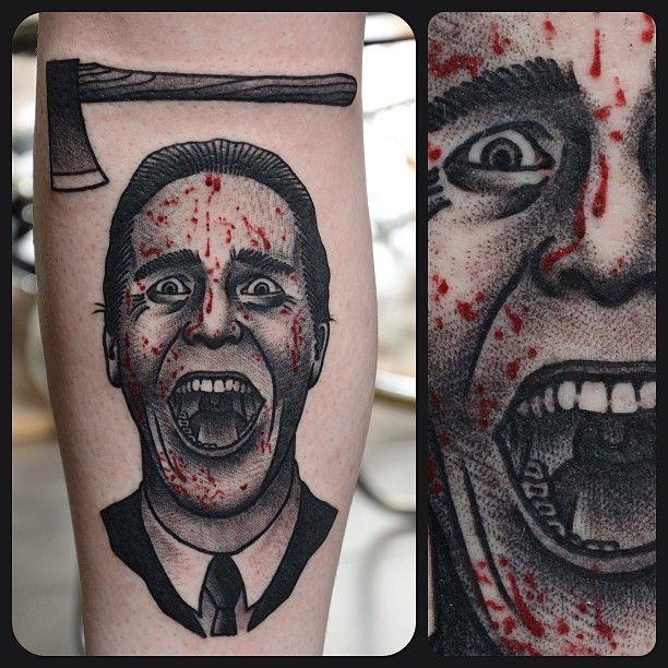 Divertidos Tatuajes Inspirados en Películas de Ayer y Hoy