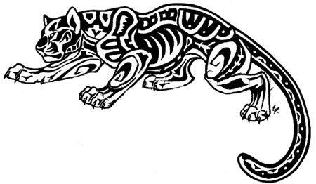 21 Ideas de Plantillas y Tatuajes Mayas y su Cultura