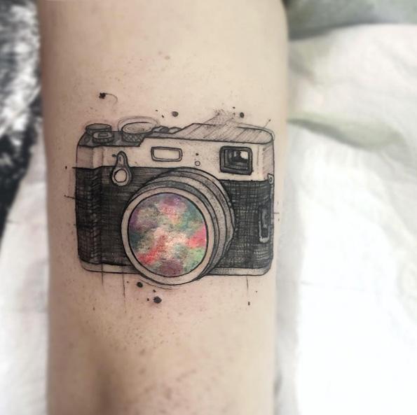 45 Ideas de Tatuajes Fascinantes para Mentes Creativas