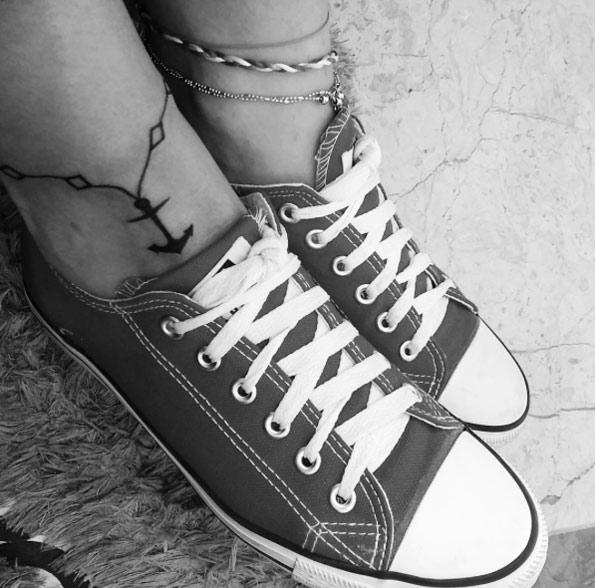 3 5 Tatuajes de Pulsera en el Tobillo
