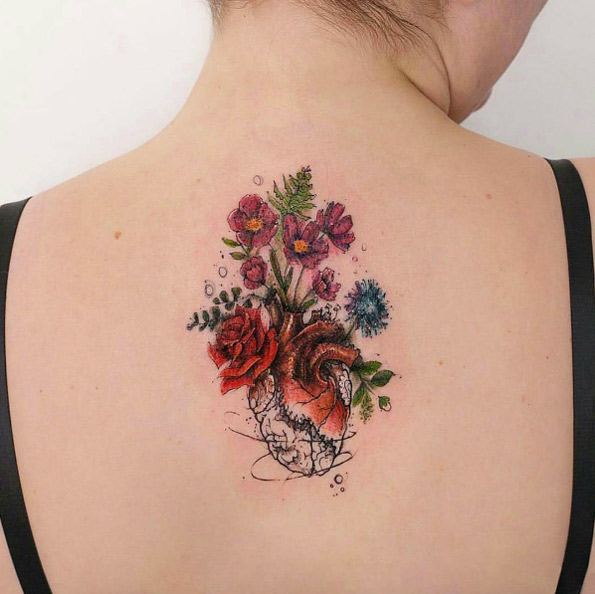 Tattoo NAturaleza 10 Tatuajes para los Amantes de la Naturaleza