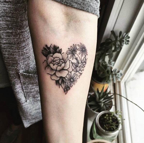 Tattoo NAturaleza 3 Tatuajes para los Amantes de la Naturaleza