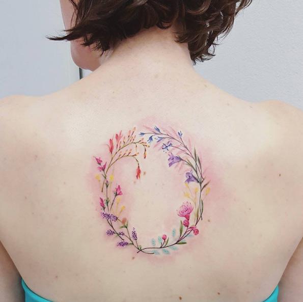 Tattoo NAturaleza 4 Tatuajes para los Amantes de la Naturaleza
