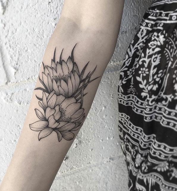 Tattoo NAturaleza 5 Tatuajes para los Amantes de la Naturaleza