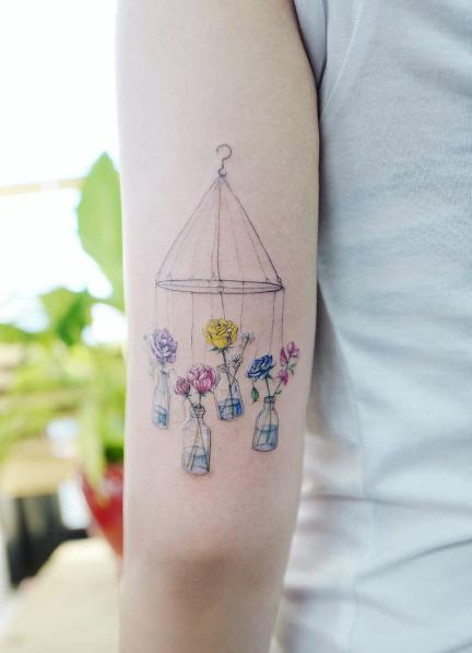 Tattoo NAturaleza 9 Tatuajes para los Amantes de la Naturaleza
