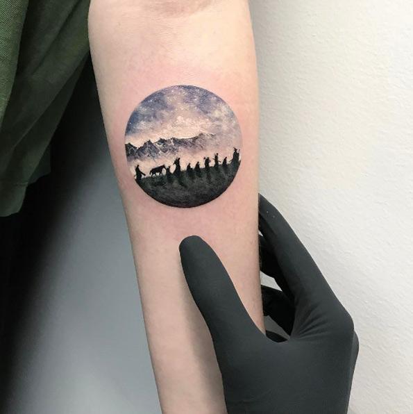 40 lindos dise os de tatuajes para mujeres tatuajes para mujeres y hombres - Tatuajes de pared ...