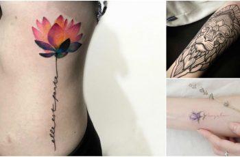 ideas de tatuajes para mujeres face
