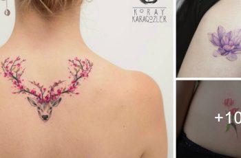 10 Tatuajes para los Amantes de la Naturaleza