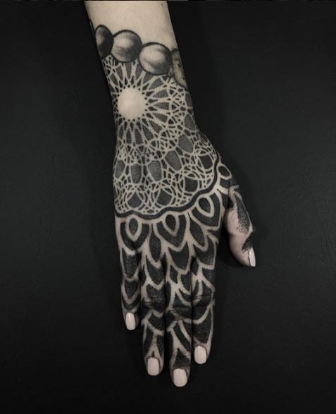 Geniales Diseños de Tatuajes de Mandalas