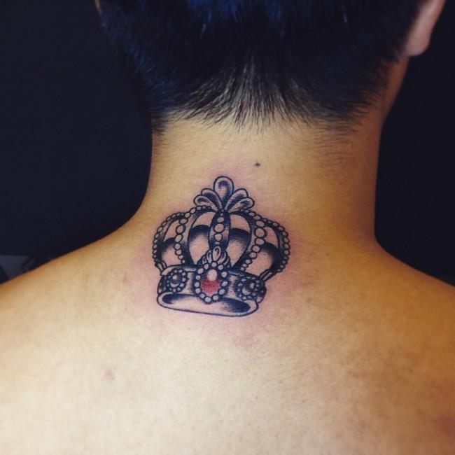tatttos coronas 1 Tatuajes de Coronas